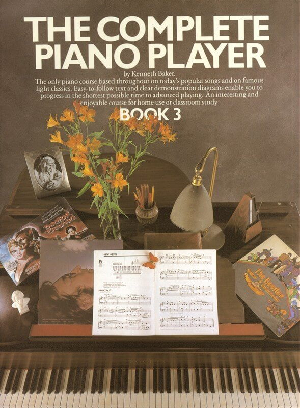 The Complete Piano Player 3