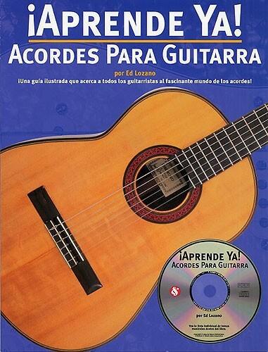 Aprende Ya! Acordes Para Guitarra