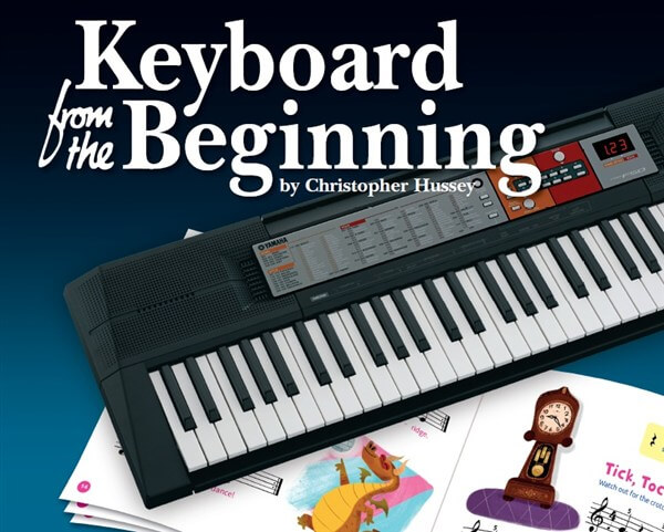 Keyboard From The Beginning