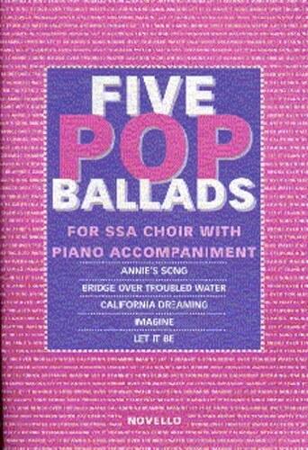 Five Pop Ballads