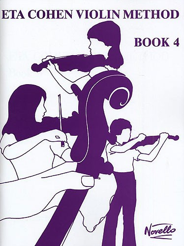 Violin Method Book 4 - Student's Book.