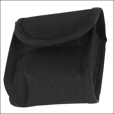 Funda Petaca Con Velcro Boquillas Trompeta.. Negro