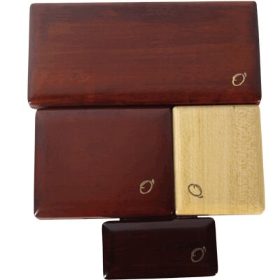 Estuche 3 Cañas Oboe Xl-Or3. Marron