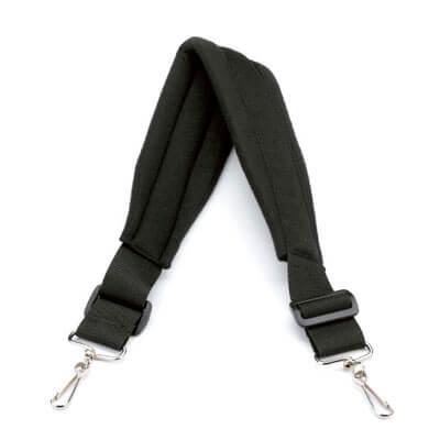 Bandolera Bombo 710 Acolchada Cintura. Negro