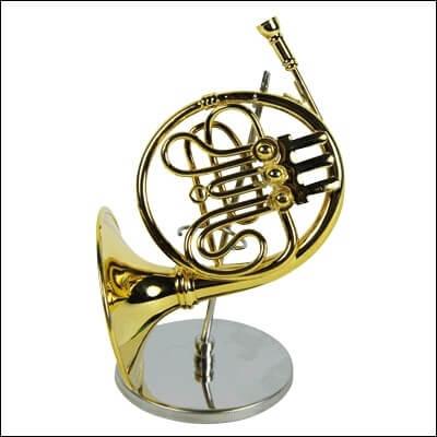 Mini Trompa 10 Cms. A03-1/6. Standard