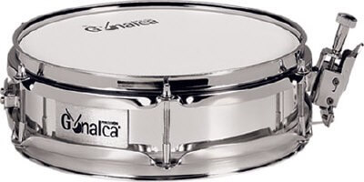 Caja Banda 20X8Cm C/Aros Metalicos 04582. Gc0009 Nogal Oscur