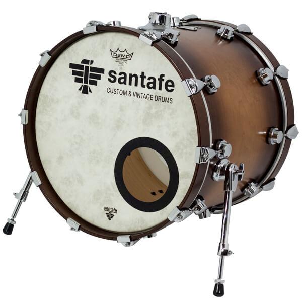 Bombo Maple Custom-I 22X18