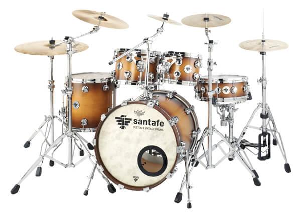 Set Pop/Rock Model Ii Maple Custom St0590. Standard