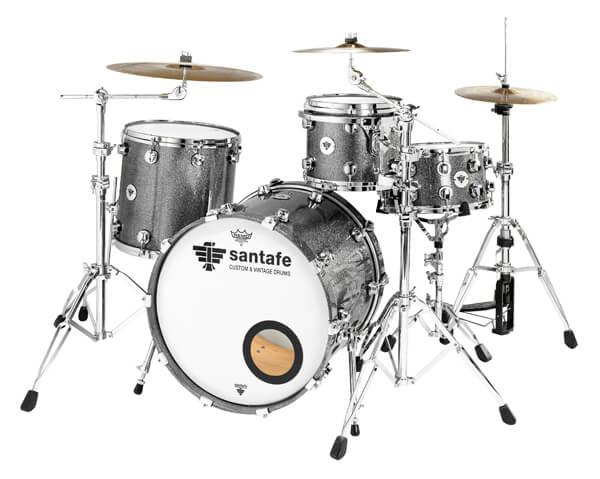Set Jazz Model Ii Rockflow St0670. Standard
