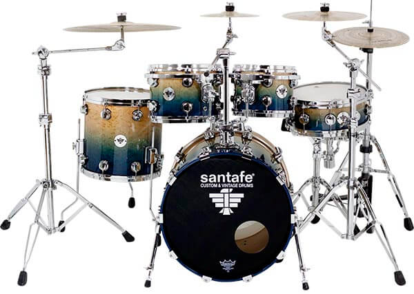 Set Pop/Rock Model Ii Nature St0989. Standard
