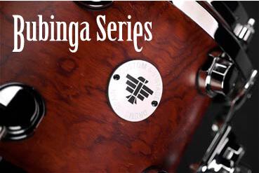 Bombo Bubinga Custom 22X18
