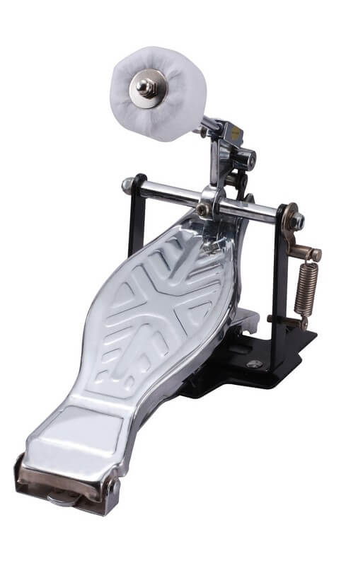 Pedal Db Bombo Infantil 02B* Db0706. Cromado