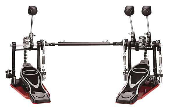 Pedal Doble Bombo Santafe Serie 7000 Max Re.Sj0130. Standard