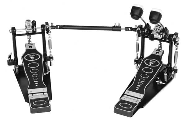 Pedal Doble Bombo Santafe Serie 8000 Double Sj1740. Standard