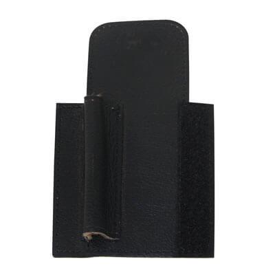 Manopla Trombon Piel  7304. Negro