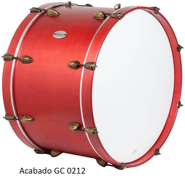 Bombo Banda 55X34 Cm Quadura 04045. Quadura