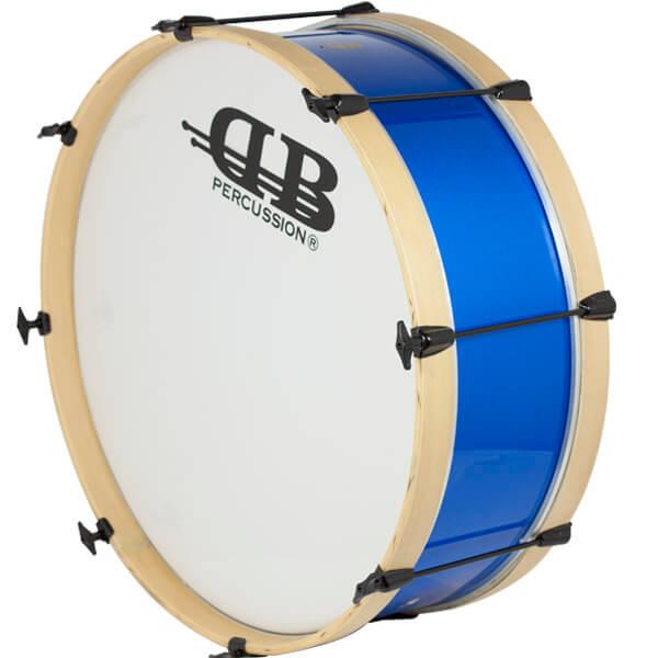 Bombo Charanga 45X18Cm Db4100. Gc0180 C.Azul