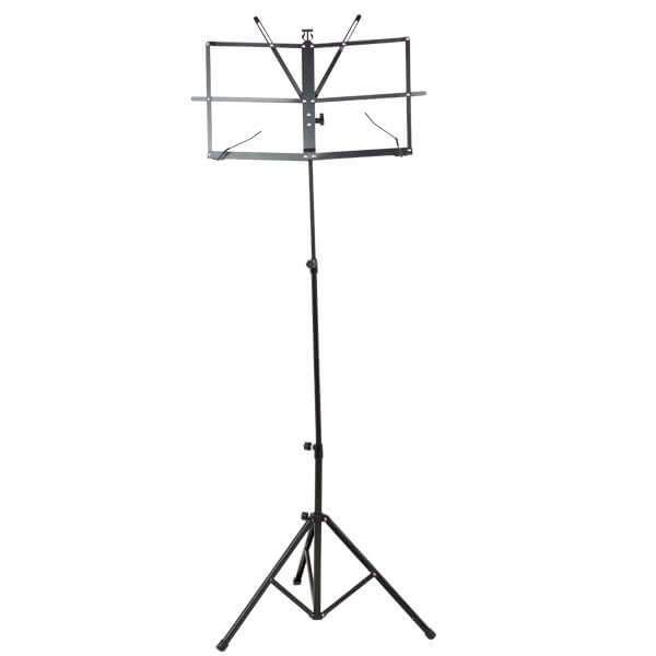 Music Stand,Light 110-16A. Negro