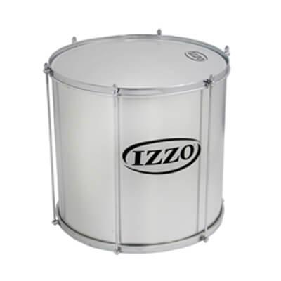 Surdo 14X40 Cm Alum. Izzo 6-Div. Iz7754. Standard