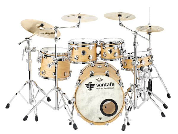Bombo Oak Custom 24X22