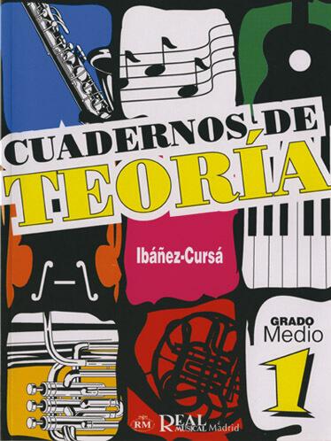 Cuadernos De Teoría  Grado Medio 1  .,Ibañez-Cursa