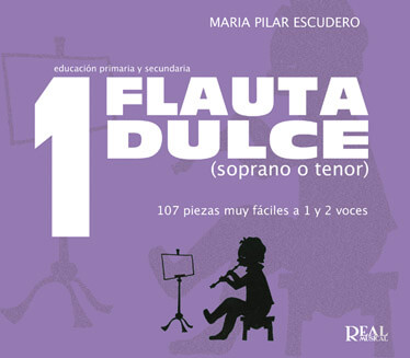 Flauta Dulce Vol. 1