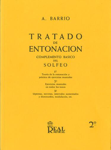Tratado de Entonación, 2°