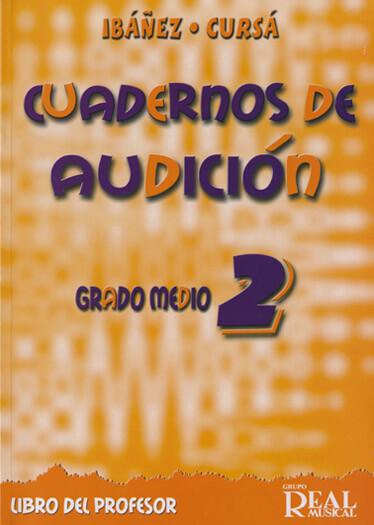 Cuadernos de Audición, Grado Medio 2