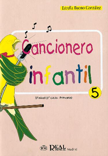 Cancionero Infantil, 5