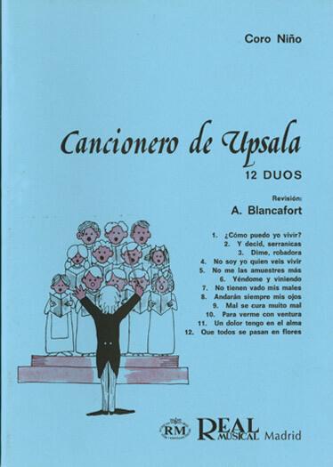 Cancionero de Upsala, 12 Dúos