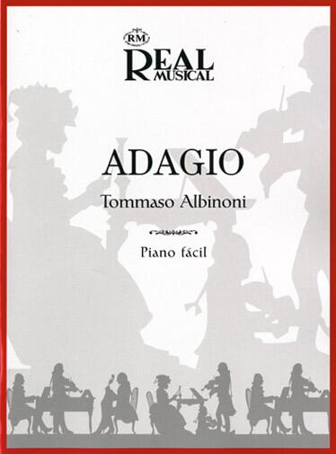 Adagio (Piano fácil) .Albinoni