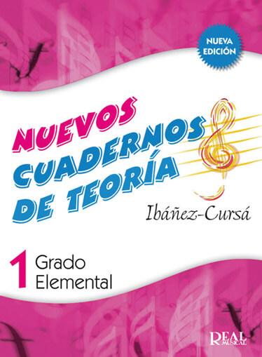 Cuadernos de Teoría, Grado Elemental Volumen 1