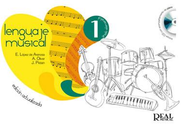 Lenguaje Musical, Volumen 1 Arenosa