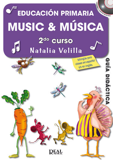 Music & Música, Volumen 2 (Profesor)