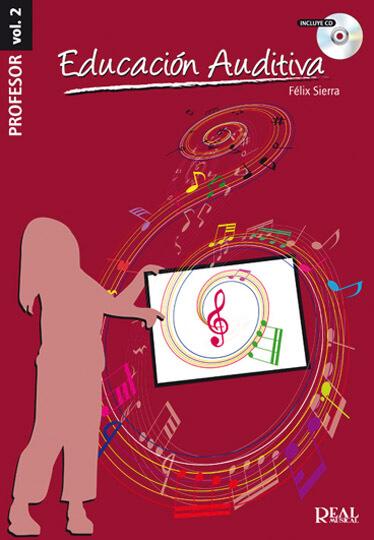 Educación Auditiva, Vol.2 (Profesor)