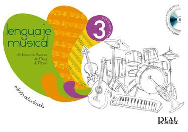 Lenguaje Musical, Volumen 3 Arenosa