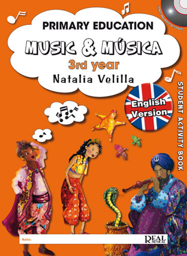 Music & Musica, 3rd year Student English Version +DVD