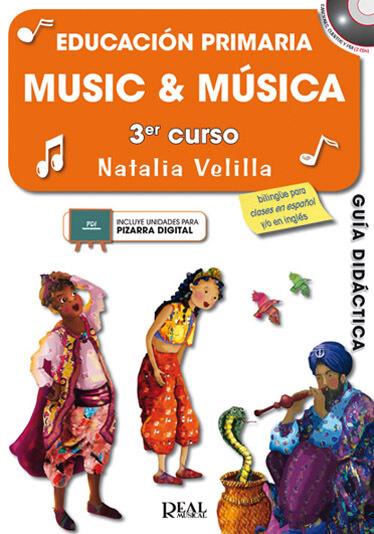 Music & Musica, Volumen 3 (Profesor)