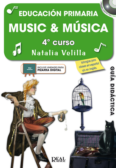 Music & Música, Volumen 4 (Profesor)