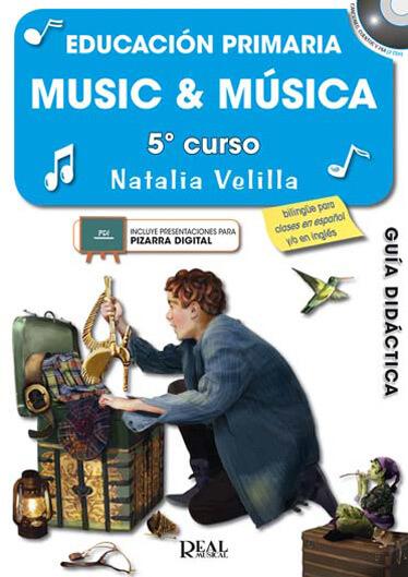 Music & Música Vol.5 - Guía Didáctica