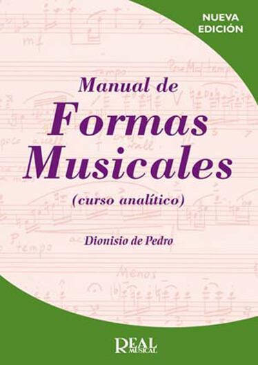 Manual de Formas Musicales (Curso analítico)