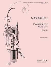 Violin Concerto 2 in D Minor op. 44