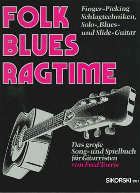 Folk Blues Ragtime