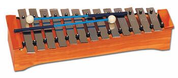 Carillón Alto Diatónico Samba 331O Do2-La3 Naranja