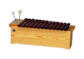 Xilófono Alto Diatónico Samba 343 Do1-La2