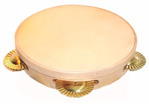 Pandereta Samba 497 25Cm