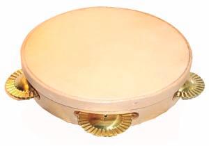 Pandereta Samba 496 20Cm