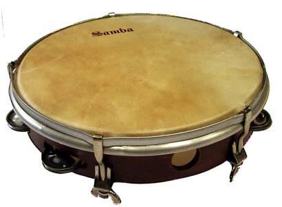 Pandereta Samba 577 20Cm