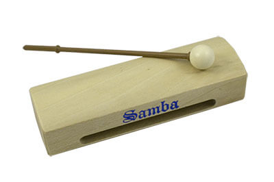 Caja China Plana Samba 602 Natural