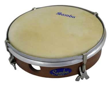 Pandero Con Tensores Samba 770 20,3Cm